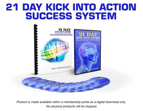 21 Day Kick Into Action Success System
