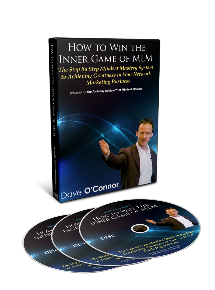 How to Win the Inner Game of MLM CD Course